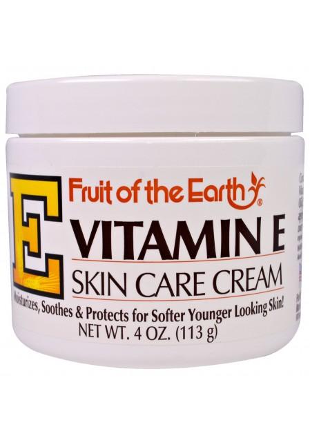 Крем Витамин Е & Алое Вера - за кожа с признаци на стареене, изгоден пакет 2 бр. по 113гр.