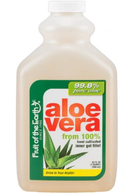 Сок Алое Вера 99.8% - изгоден пакет 6 бр. по 946мл., САЩ /17.60лв. на литър/
