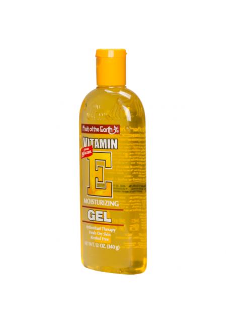Алое Вера Гел, обогатен с витамин Е против бръчки -  340гр.